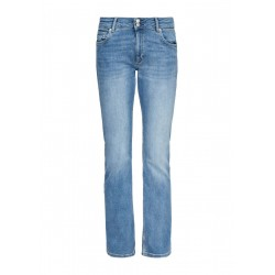 Slim Fit: Bootcut leg-Jeans by Q/S designed by