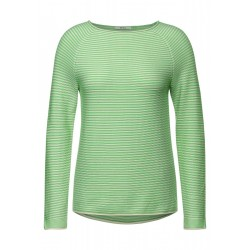 Sweater with stripes by Cecil
