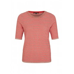 Short sleeve sweater by Comma