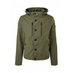 Jacke mit abnehmbarer Kapuze by s.Oliver Red Label