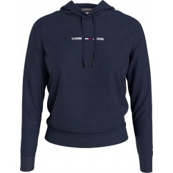 Hoodie avec logo linéaire by Tommy Jeans
