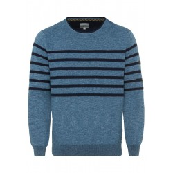 Sweater with stripes by Camel