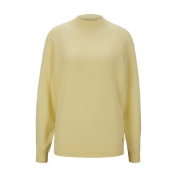 Sweater with bat sleeves by Tom Tailor Denim