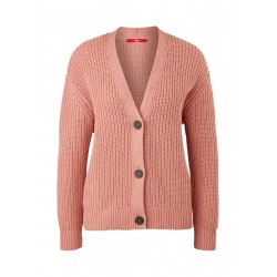 Structure knit cardigan by s.Oliver Red Label