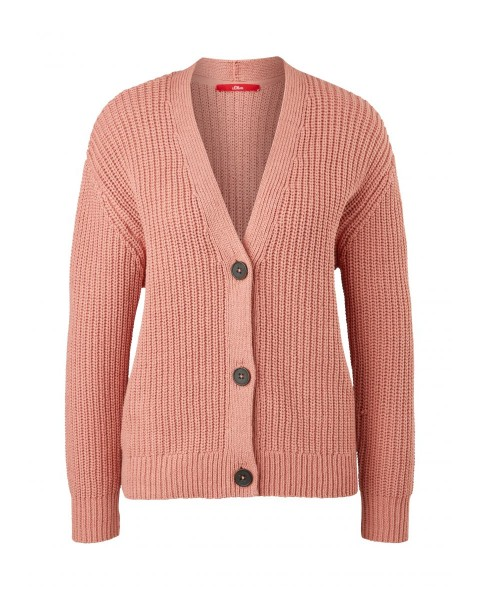 Cardigan en tricot structuré by s.Oliver Red Label