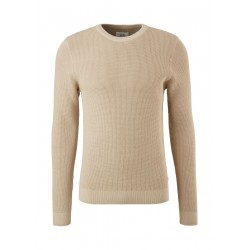 Ribbed sweater by Q/S designed by