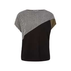 Shirt avec motif patch by Comma CI