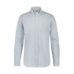 Regular fit: chemise à manches longues by State of Art