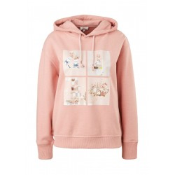 Hooded sweatshirt by s.Oliver Red Label