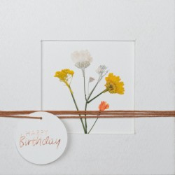 Carte HAPPY BIRTHDAY by Räder