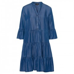 Robe tunique en lyocell by More & More