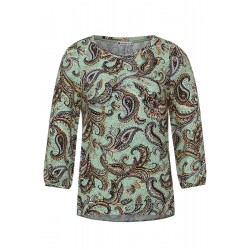 Chemise confortable avec motif paisley by Street One