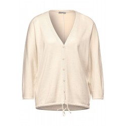 Cardigan avec patte de boutonnage by Street One