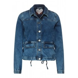 Veste en denim by Street One