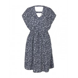 Mini dress with back detail by Tom Tailor Denim