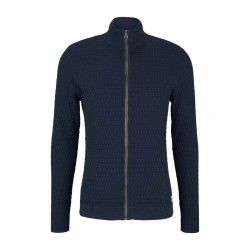 Jacket with stand up collar by Tom Tailor