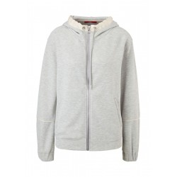 Sweat jacket by s.Oliver Red Label
