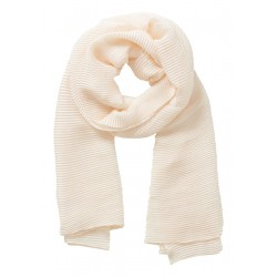 Pleated scarf by Vera Mont