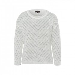 Structured sweater by More & More