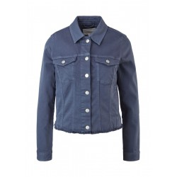 Taillierte Jeansjacke by s.Oliver Red Label