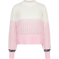 Pull colour-block by Tommy Jeans