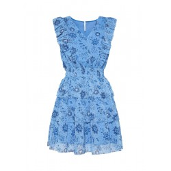 Dress with floral print MARIETAS by Pepe Jeans London