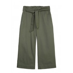 Paperbag-Culotte aus Organic Cotton by Marc O'Polo
