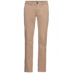 Slim Fit: Chinohose by Camel