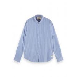 Regular Fit: chemise à manches longues by Scotch & Soda