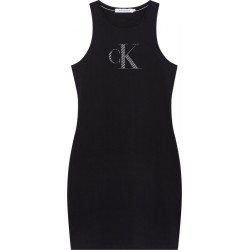 Bodycon dress with logo by Calvin Klein Jeans
