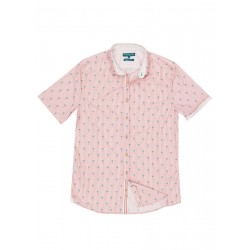 Modern Fit: short sleeve shirt by Colours & Sons
