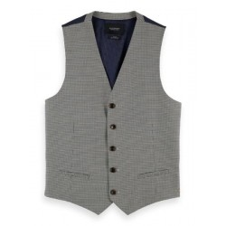 Gilet classique by Scotch & Soda