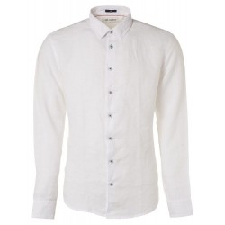 Regular Fit: long sleeve shirt by No Excess