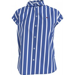 Blouse chemise rayée by Tommy Jeans