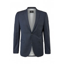 Slim Fit: Sakko by s.Oliver Black Label