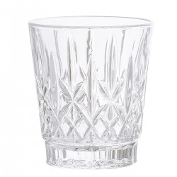 Water glass (Ø9x10m) by Bloomingville
