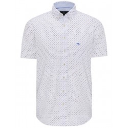 Casual Fit: chemise à manches courtes by Fynch Hatton