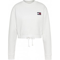 Cropped sweatshirt by Tommy Jeans
