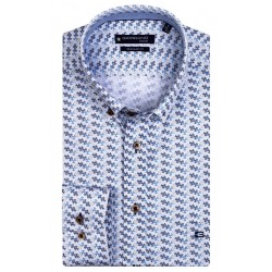Regular Fit: long sleeve shirt by Giordano
