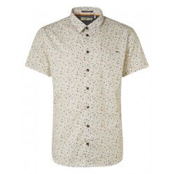 Regular Fit: chemise à manches courtes by No Excess