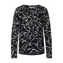 Bluse mit Muster by Street One