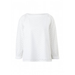 Blouse en dentelle de coton by s.Oliver Red Label