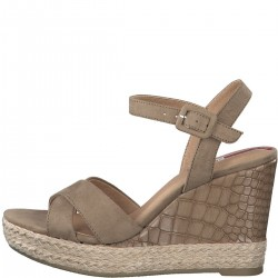 Sandales espadrilles by s.Oliver Red Label