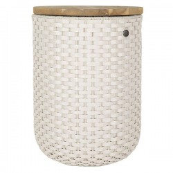 Side table HALO (Ø34x45cm) by Handed by