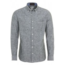 Regular Fit: chemise à manches longues by Camel