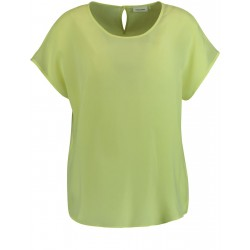 Blusenshirt aus Cupro by Gerry Weber Collection