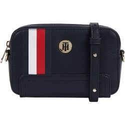 Camera bag with monogram by Tommy Hilfiger