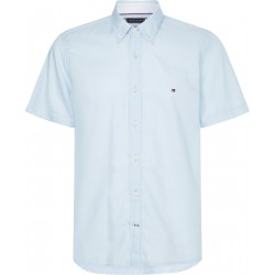 Slim Fit: short sleeve shirt by Tommy Hilfiger