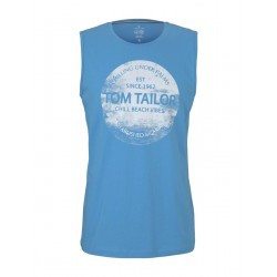 Tanktop mit Print by Tom Tailor