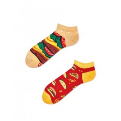 Chaussettes FAST FOOT LOW by Many Mornings